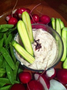 Mark's Greek Yogurt Dip