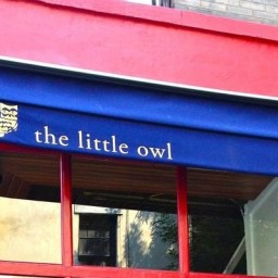i8tonite: with New York City's Chef Joey Campanaro, The Little Owl featuring his Eggplant Parmigiana